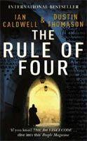 The Rule of Four cena od 179 Kč