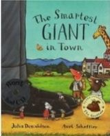 THE SMARTEST GIANT IN TOWN Book + CD New Edition cena od 295 Kč