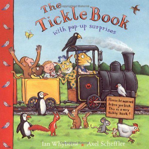 The Tickle Book cena od 209 Kč