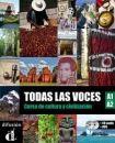 Todas las voces A1-A2 – Libro del alumno - kolektiv autorů cena od 370 Kč