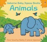 Touchy Feely Baby Jigsaw Animals cena od 179 Kč