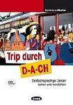 BLACK CAT - CIDEB Trip durch D-A-CH – Buch + CD cena od 313 Kč