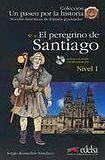 Edelsa Un Paseo por la Historia 1 EL PEREGRINO DE SANTIAGO + CD cena od 160 Kč