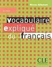 CLE International Vocabulaire expliqué Niveau débutant cena od 409 Kč