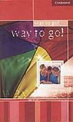Cambridge University Press Way to Go! (DVD) and Activity Book cena od 1 096 Kč