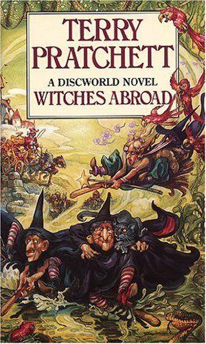 Pratchett Terry: Witches Abroad (Discworld Novel #12) cena od 206 Kč