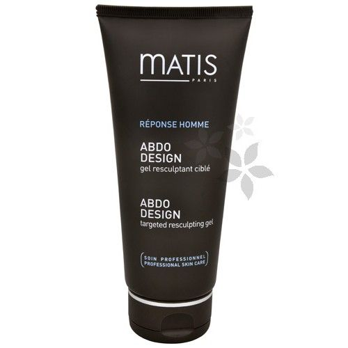 Matis Paris Tvarující gel pro muže Réponse Homme (Abdo Design) 150 ml