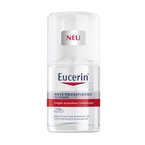 Eucerin Intenzivní antiperspirant sprej (Anti-Transpirant Intensive) 30 ml cena od 189 Kč