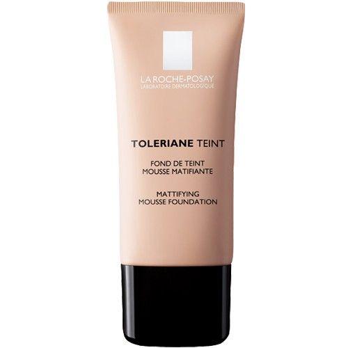 La Roche Posay Zmatňující pěnový make-up Toleriane Teint SPF 20 (Mattifying Mousse Foundation) 30 ml 01