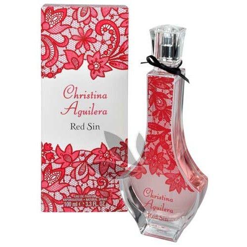 Christina Aguilera Red Sin - parfémová voda s rozprašovačem 15 ml