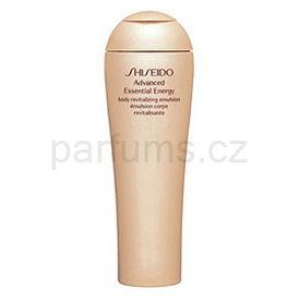 Shiseido Advanced Essential tělový balzám pro všechny typy pleti (Body Revitalizing Emulsion) 200 ml