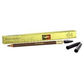 Yves Saint Laurent Dessin des Sourcils tužka na obočí odstín 3 Glazed Brown (Eyebrow Pencil) 1,3 g