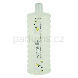 Avon Bubble Bath pěna do koupele White Lily 1000 ml
