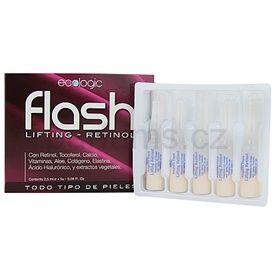Diet Esthetic Flash pleťové sérum pro všechny typy pleti (Litfing - Retinol) 5x2,5 ml