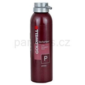 Goldwell Texturizer trvalá pro barvené vlasy (P Semi-Permanent Wave) 200 ml