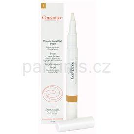 Avene Couvrance korekční štěteček odstín 1 Beige (Concealer Pen) 1,7 ml