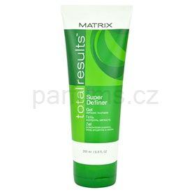 Matrix Total Results Curl vlasová kúra pro vlnité a trvalené vlasy (Super Definer Gel) 200 ml