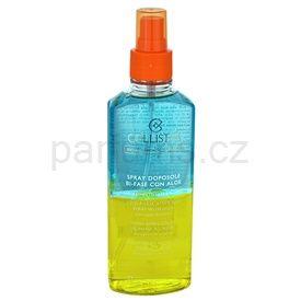 Collistar Speciale Abbronzatura Perfetta tělový olej po opalování (Two-Phase After Sun Spray With Aloe) 200 ml