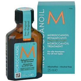 Moroccanoil Treatments vlasová kúra pro všechny typy vlasů (Oil Treatment) 25 ml