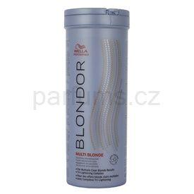 Wella Professionals Blondor zesvětlující pudr (Multi Blonde Bleaching Powder) 400 g