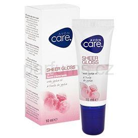 Avon Care lesk na rty (Sheer Gloss Lip Tint) 10 ml