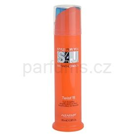 Alfaparf Milano Style for You (S4U) gelový krém pro vlnité vlasy (Twist'R Curl Amplifier) 100 ml