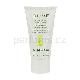Ainhoa Olive hydratační krém pro suchou pleť (Facial Day & Night Cream) 50 ml