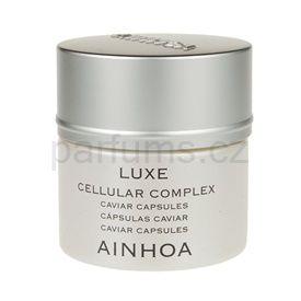 Ainhoa Luxe Cellular Complex kapsle s kaviárem pro normální až suchou pleť (Caviar Capsules) 30 cap