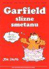 Jim Davis: Garfield slízne smetanu cena od 78 Kč