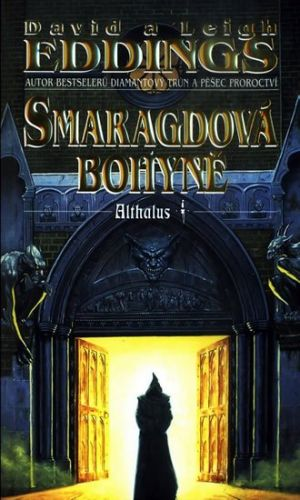 XXL obrazek David Eddings, Leigh Eddings: Althalus 1 - Smaragdová bohyně
