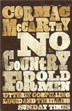 Cormac McCarthy: No Country for Old Men cena od 0 Kč