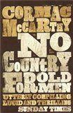 Cormac McCarthy: No Country for Old Men cena od 109 Kč