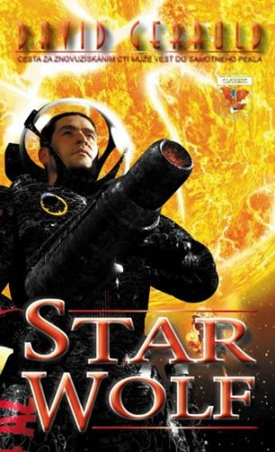 David Gerrold: Starwolf cena od 128 Kč