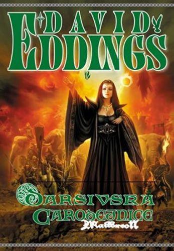 David Eddings: Daršivská čarodějnice cena od 255 Kč