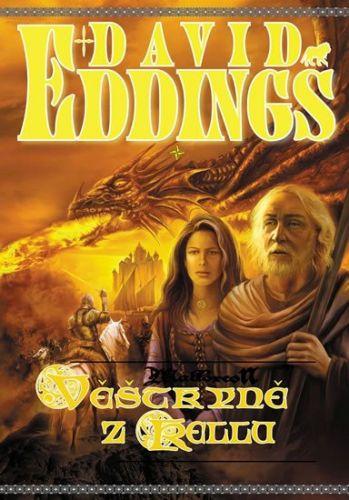 David Eddings: Malloreon 5 – Věštkyně z Kellu cena od 209 Kč