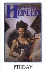 Robert Heinlein: Friday cena od 182 Kč