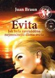 Juan Braun: Evita cena od 206 Kč