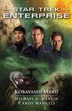 Michael A. Martin, Andy Mangels: Star Trek: Enterprise - Kobayashi Maru cena od 182 Kč