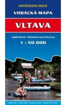 Kartografie PRAHA Vltava cena od 40 Kč