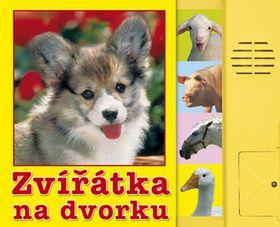 Eva Lenartová: Zvířátka na dvorku cena od 139 Kč