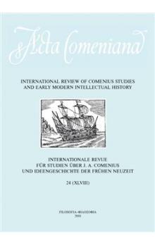 Filosofia Acta Commeniana 24 cena od 179 Kč