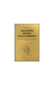 Václav Tatíček: Nejstarší dějiny Čech a Moravy cena od 150 Kč
