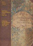 Johan Nepomuk Felbinger: Kronika Mariánských Lázní 1786–1855 / Chronik des Kurortes Marienbad 1786–1855 cena od 339 Kč