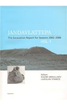 Ladislav Stančo: Jandavlattepa cena od 239 Kč