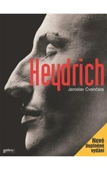Jaroslav Čvančara: Heydrich cena od 907 Kč