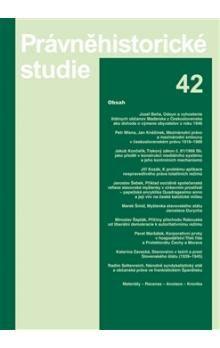 Ladislav Soukup: Právněhistorické studie 42 cena od 335 Kč