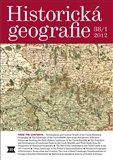 Historický ústav AV ČR, v.v.i. Historická geografie 38/1 cena od 249 Kč