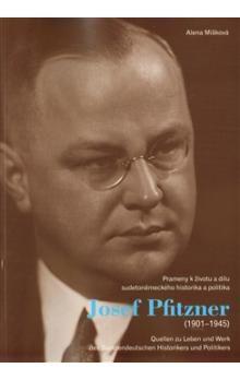 Masarykův ústav AV ČR Josef Pfitzner (1901-1945) cena od 120 Kč