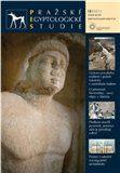Filozofická fakulta UK v Praze Pražské egyptologické studie IX/2012 cena od 66 Kč