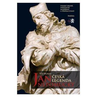 Vít Vlnas: Jan Nepomucký cena od 269 Kč